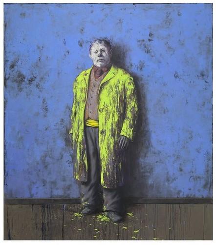Jonas Burgert, The Poisoner / Gifter, 2009 by kraftgenie