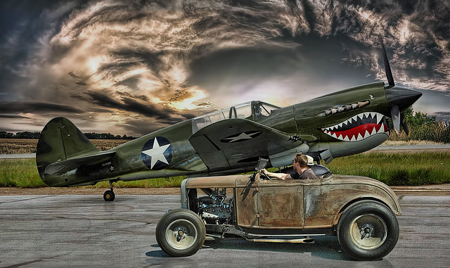 Hot Rod Art by Rat Rod Studios