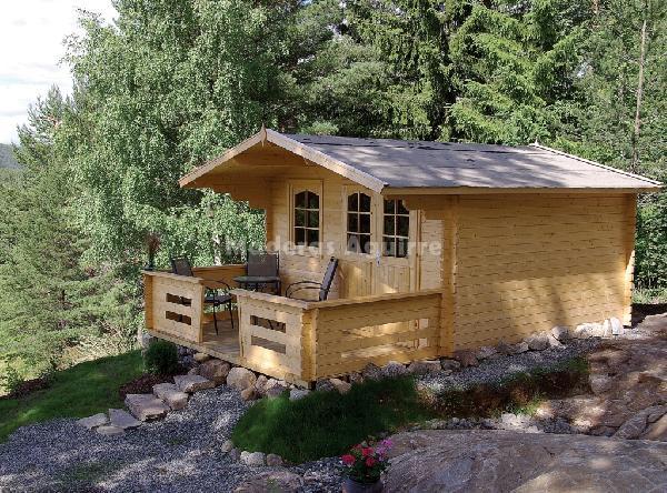 Maderas aguirre varios casetas de madera caseta de for Casetas madera para jardin