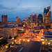Nashville Skyline by Vanderbilt University