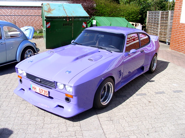 ford capri iii tuning 1 flickr photo sharing. Black Bedroom Furniture Sets. Home Design Ideas