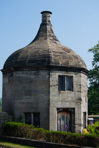 Tixall turnpike toll house