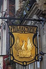 Merseyside Pub Signs