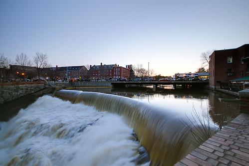 longexposure water river newengland newhampshire nh falls mills cocheco drocpsu canonrebelt1i