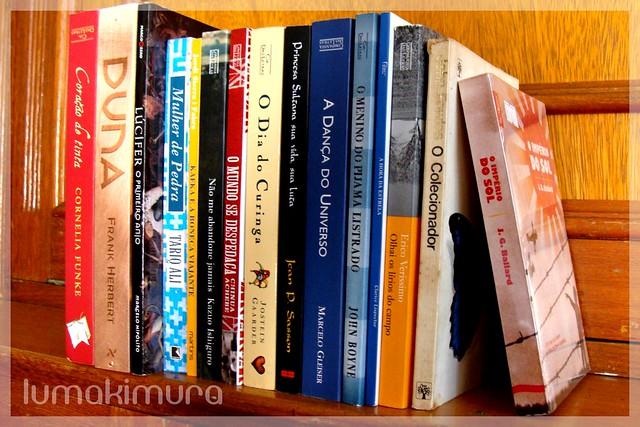 15 livros recomendados por 15 amigos