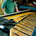 The Jazz Room piano rebuild - soundboard 015