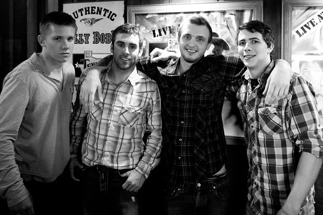 Night Out at the Honky Tonk, Billy Bob's Texas, 2011