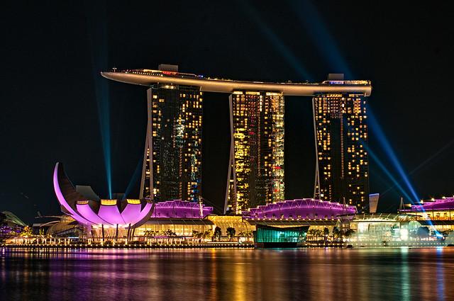 Marina Bay Sands Nightclub