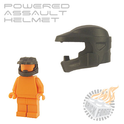 Powered Assault Helmet - Steel
