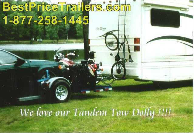 Tandem Tow Dolly Craigslist Autos Post