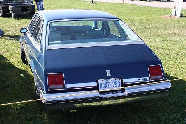 1978 oldsmobile cutlass salon brougham 4 door flickr for 1978 oldsmobile cutlass salon
