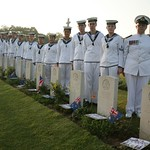 MEMORIES: April 25, 2011 - Australian Naval Cadets honour the heroes of