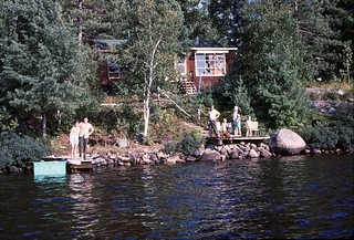Cottage Riley Lake 1969