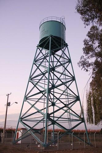 Inauguran sistema de agua potable rural en cardonal bajo for Estanques para agua potable