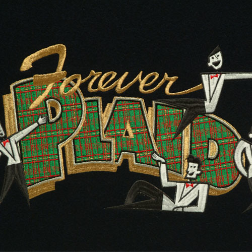 Forever Plaid by Wilcom Discovery