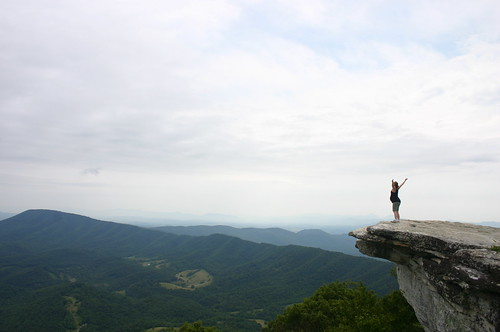 McAfee's Knob - Mountains and Motherhood (by Ryan Somma)