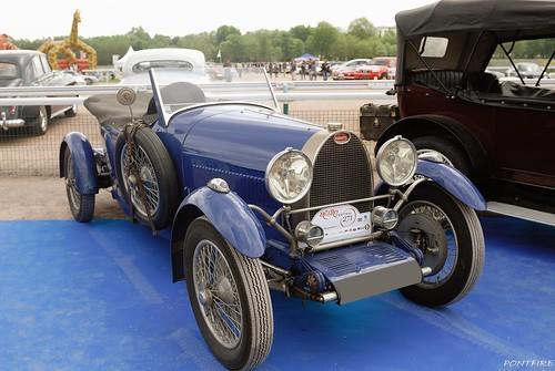 1928 BUGATTI type 44 Grand sport