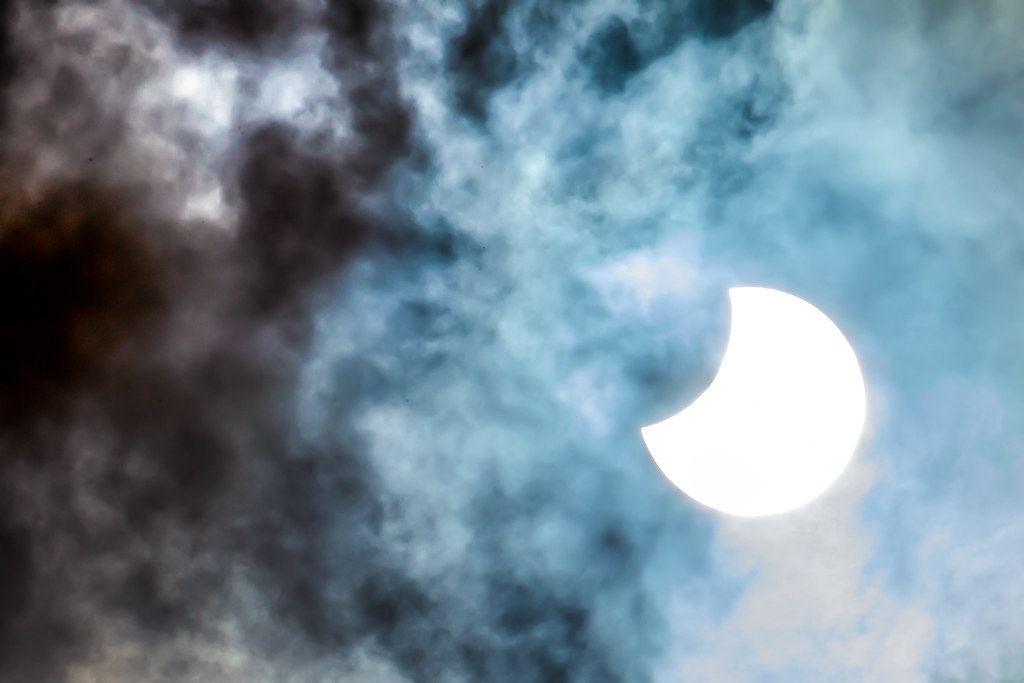 Perth Partial Solar Eclipse 4