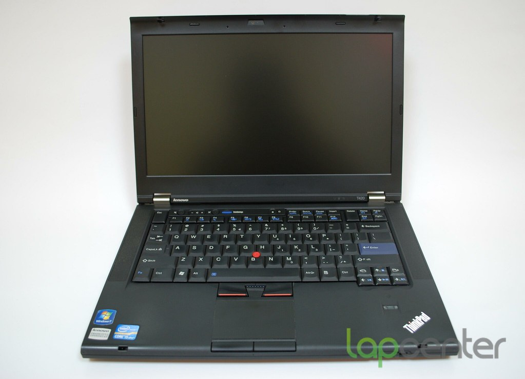 LENOVO THINKPAD T420 i5-2520M 4GB RAM 250GB HDD INTEL DWD RW WIN7PRO