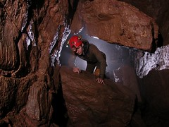 Caving: Swildons Hole (09-Jan-05) Image