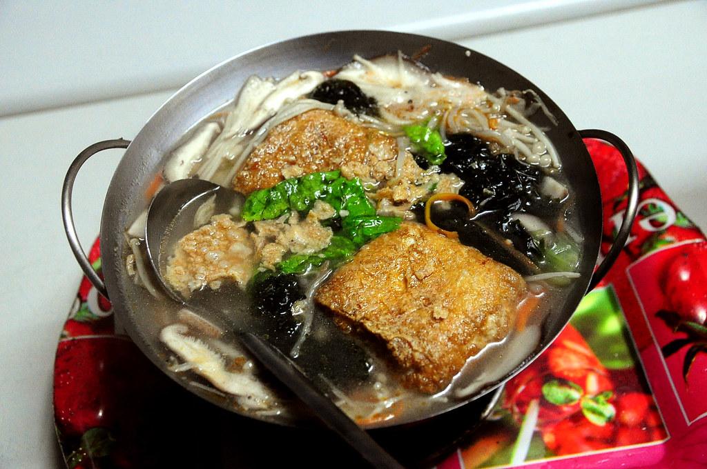 基隆胡記臭豆腐