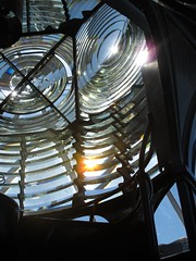 The Jupiter Lighthouse lens