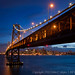Bay Bridge Blues by Rebel Gearhead