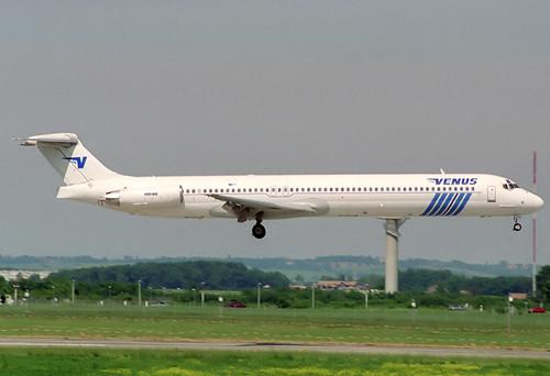 Venus MD-83 SE-DPH TLS 22/05/1993