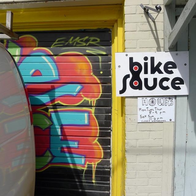 Bike Sauce!