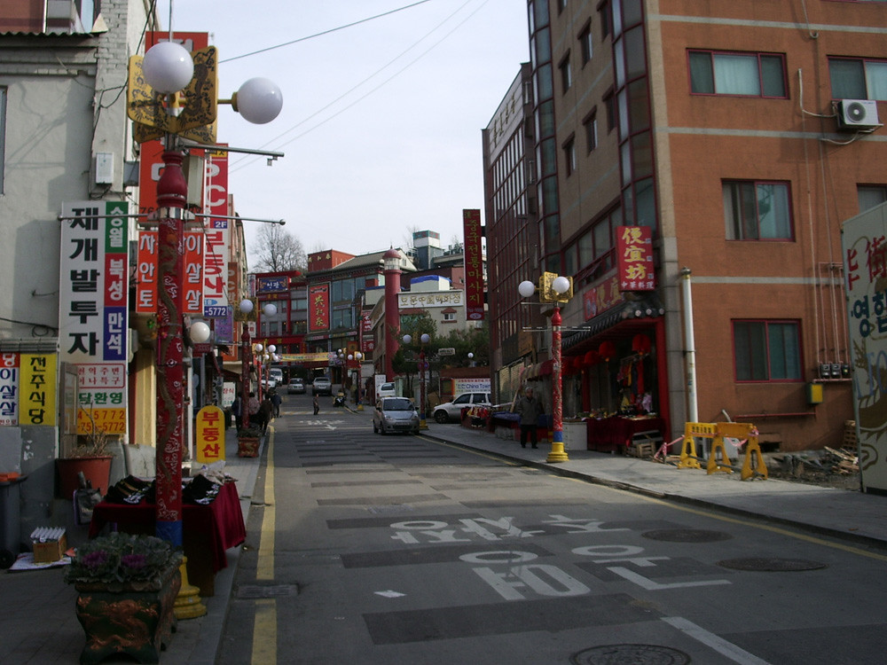 Chinatown, Incheon
