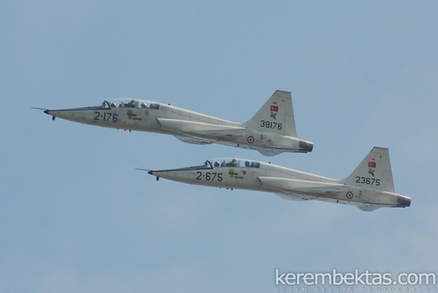 Turkish Air Force T-38