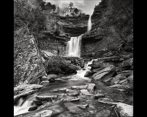 waterfall falls kaaterskill vertorama
