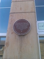 Photo of Brown plaque № 6758