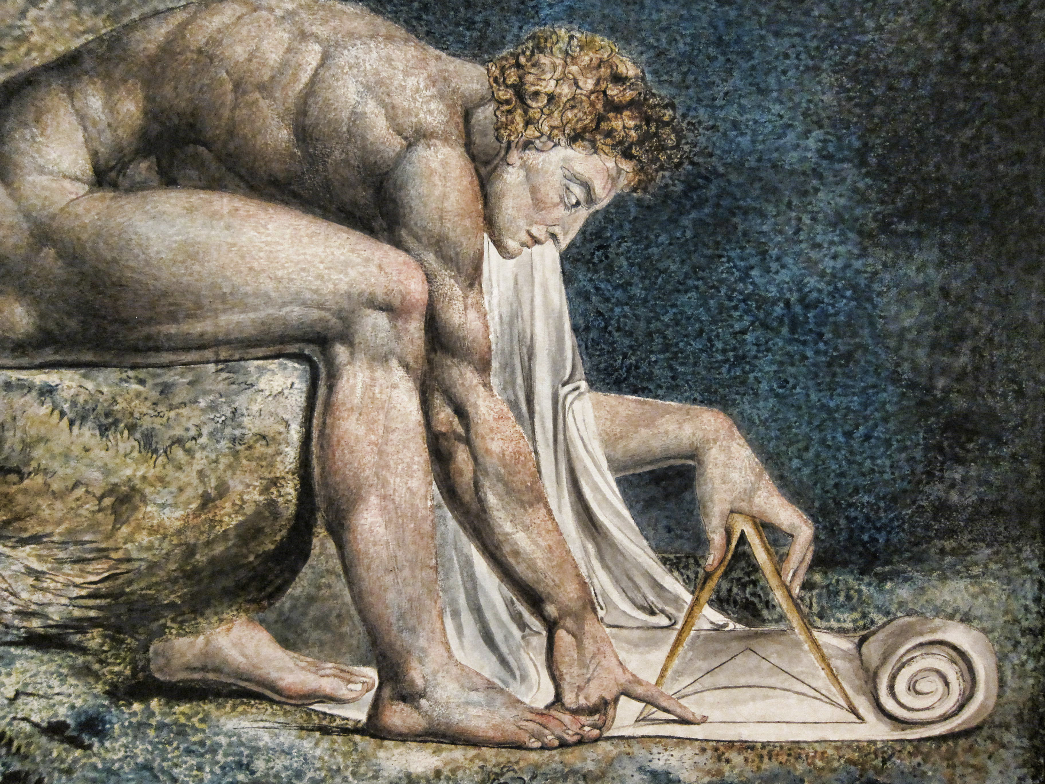 art of William Blake