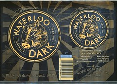 Waterloo Dark - Waterloo Brewing Co.