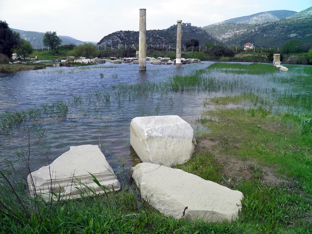 Temple of Apollo, Klaros