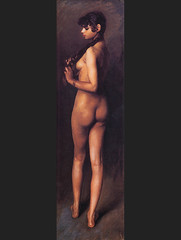 Nude Egyptian Girl