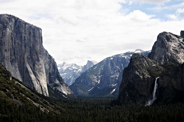 Yosemite National Park by CC user kkoshy on Flickr
