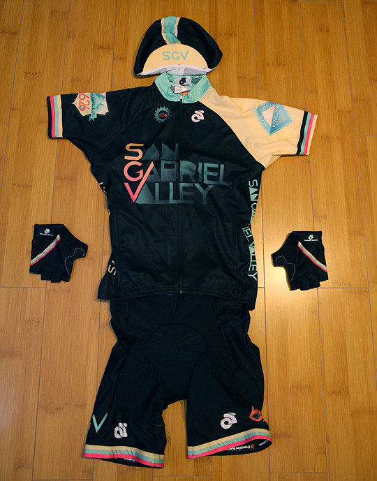 SGV Cycling Kit