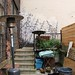 Back patio | The Ascot, 420 West Pender