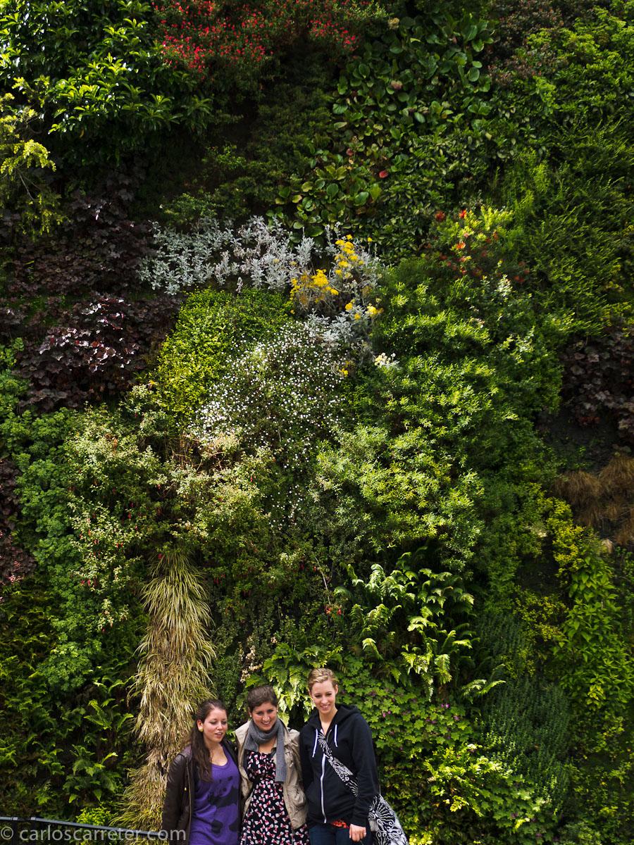 Un d a en madrid madridfoto 2011 y alguna cosa m s for Jardin vertical caixaforum