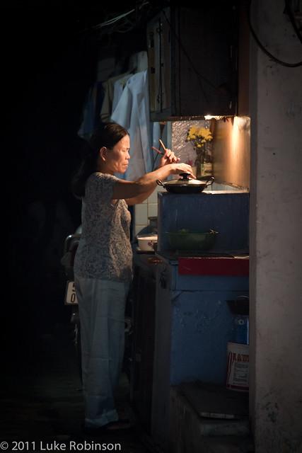 Alleyway Cuisine, Chinatown