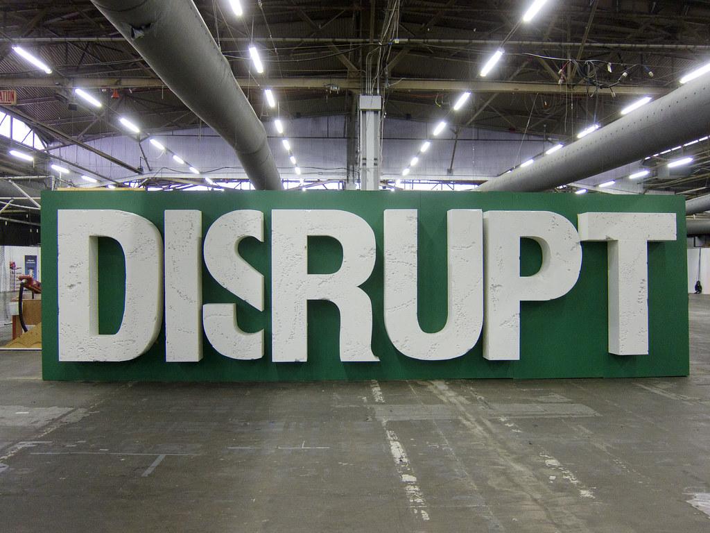 TechCrunch Disrupt NYC 2011