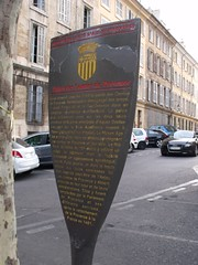 Photo of Parlement de Provence, Palais des Comtes de Provence, and René of Anjou grey plaque