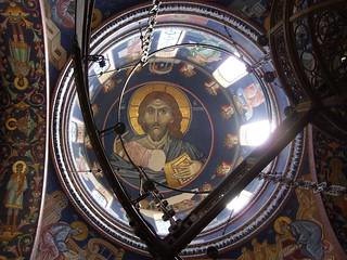 Jesus in Oplenac