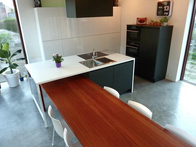 Keuken met tafel flickr photo sharing - Keuken met tafel ...