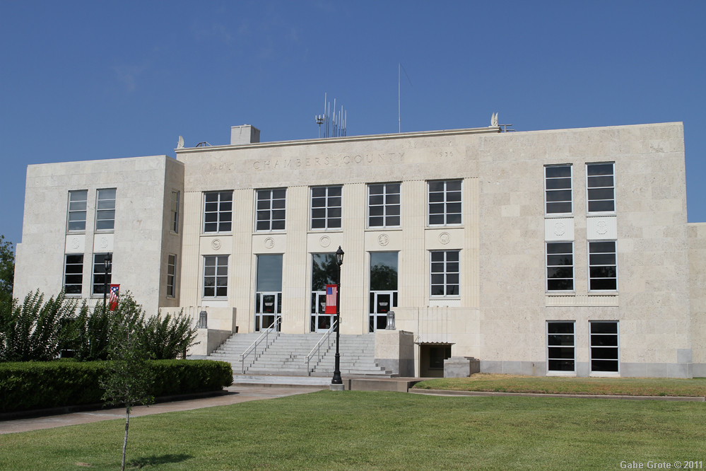 Chambers county texas around guides for La porte tx city hall