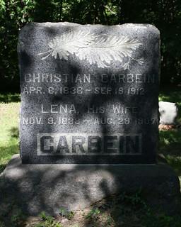 ChristianLenaCarbein