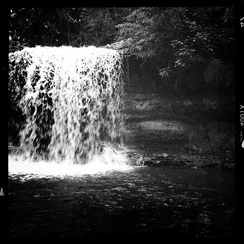 waterfall pennsylvania pa waterfalls streams pennsylvannia iphone westernpennsylvania connellsville digitalcameraclub blackwhitephotos robinsonfalls hipstamatic