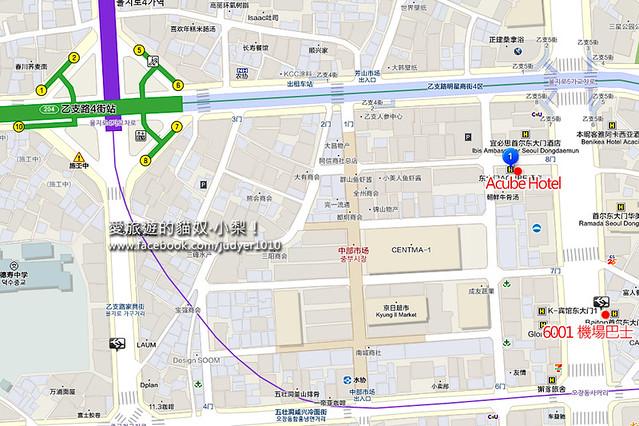 乙支路4街站地圖